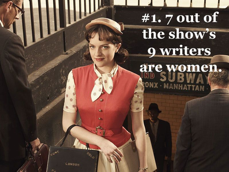 Mad Men Facts Peggy