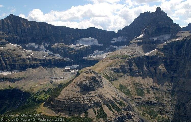 Melting Glaciers Thunderbird 2007