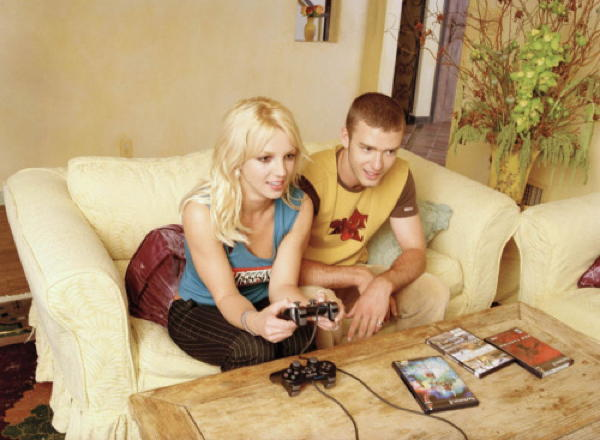Old Loves Britney Spears and Justin Timberlake