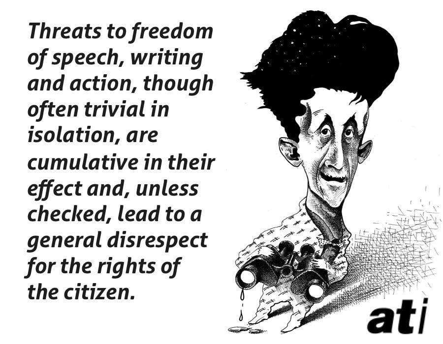 Freedom Of Speech Quote