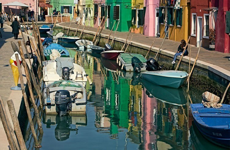 Burano Italy Pictures