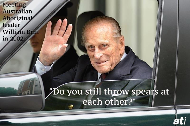 Prince Philip Quotes Spears