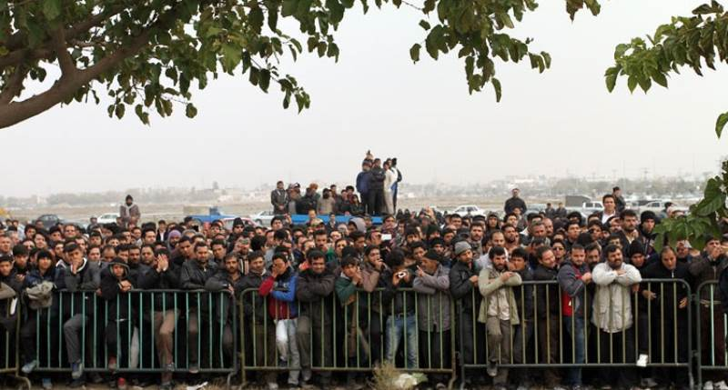 Public Execution In Iran Watching