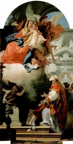 Saint Philip Mary