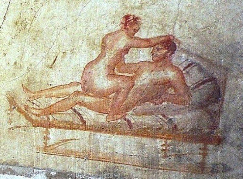 Erotic Brothel Art