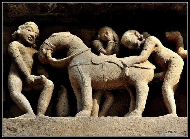Sex Art in India