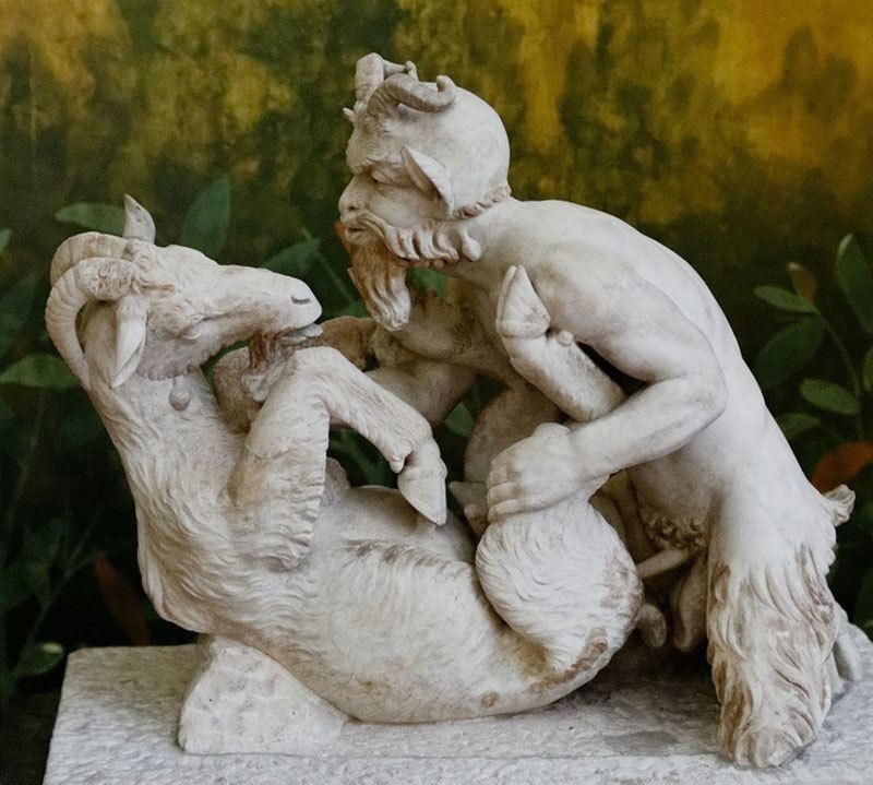 Roman Erotic Art