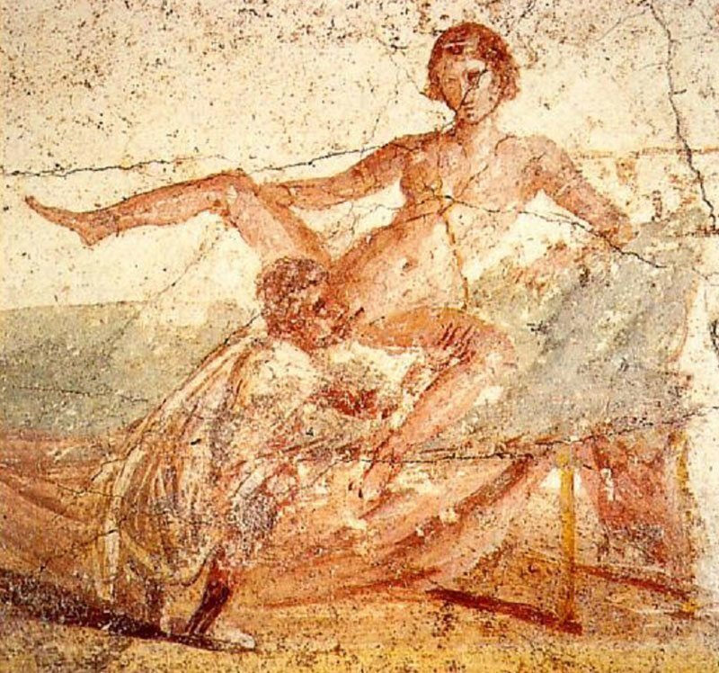 Prostitution Ads From Pompeii