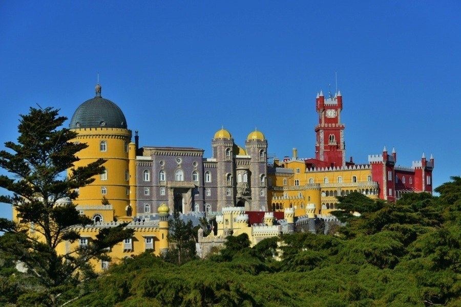 Photo Of The Pena National Palace