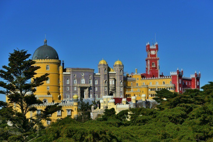 Pena National Palace Picture