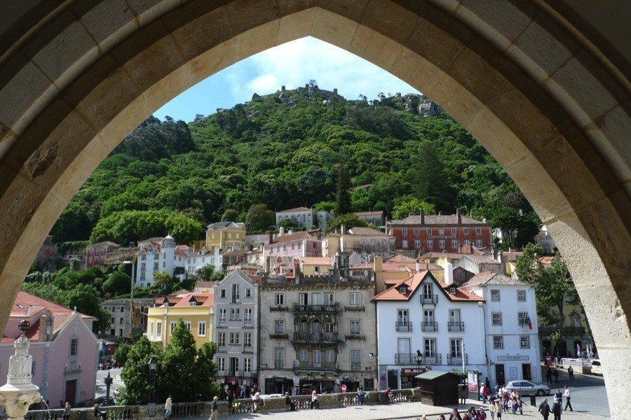 Sintra Portugal Photograph
