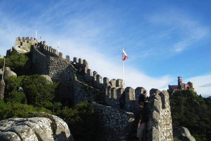 Photographs Of Sintra Portugal