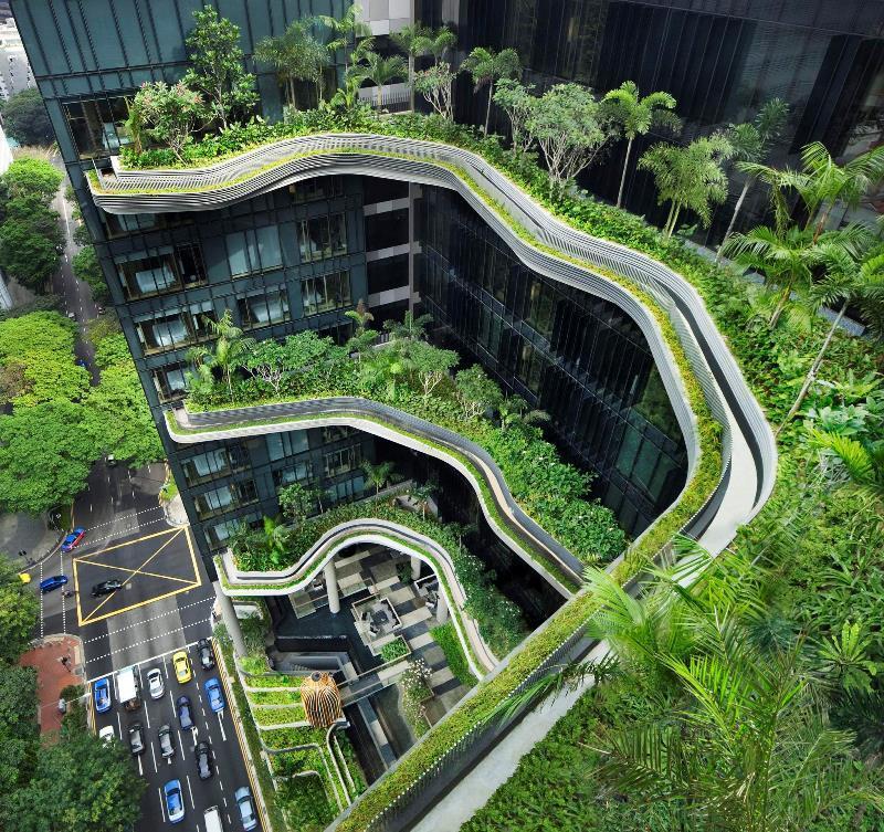 Sky Gardens Singapore