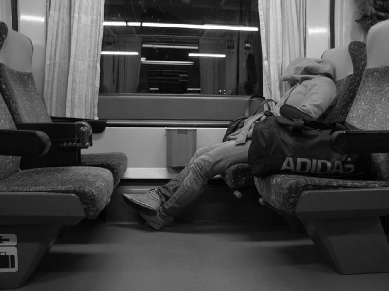 Kazakhstan Sleeping Sickness Train