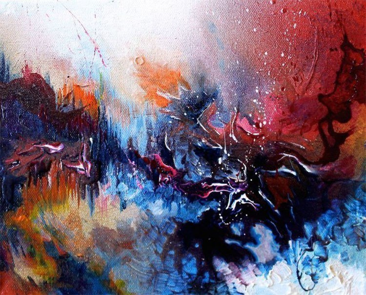 synesthesia paintings callow