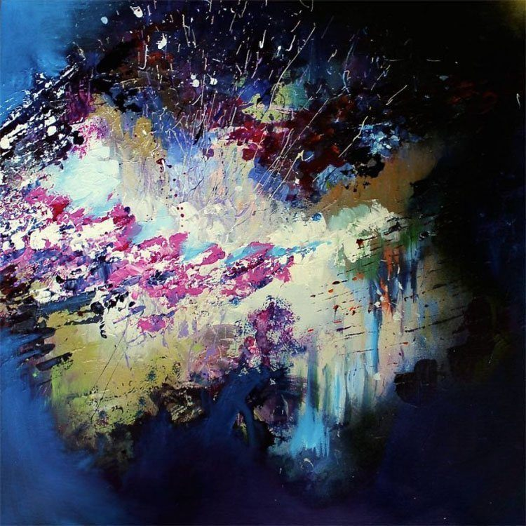 synesthesia paintings flip