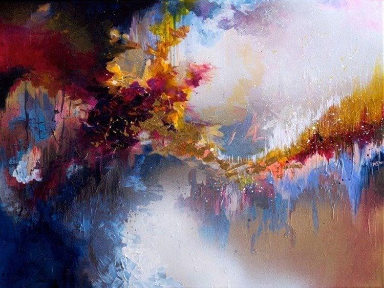 synesthesia paintings imagine