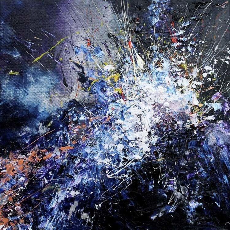 synesthesia paintings joy in repetition