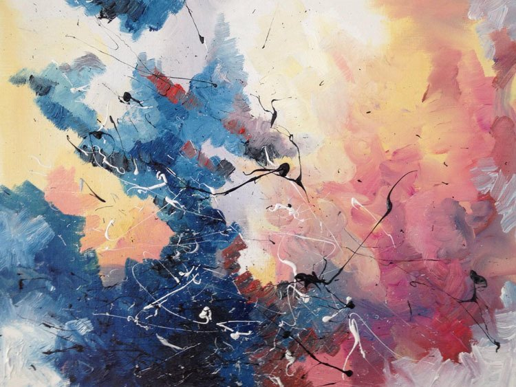 synesthesia paintings life on mars