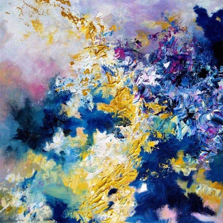 synesthesia paintings little wing