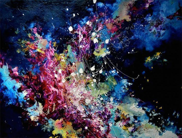 synesthesia paintings lucky
