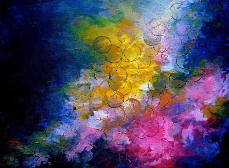 synesthesia paintings seems so long