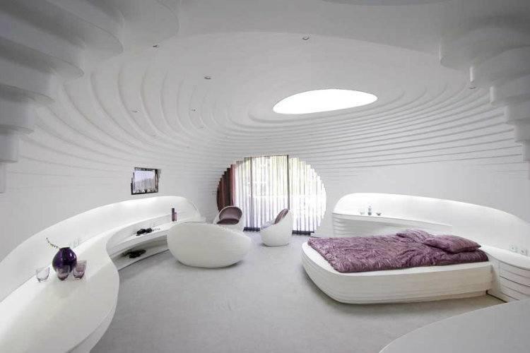 Tehran Architecture Barin Ski Resort Interior