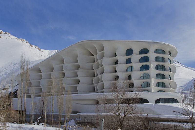 ساختمان های مدرن ایران
