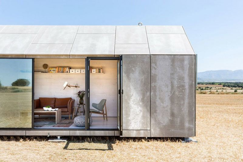 Transportable Tiny Homes APH80