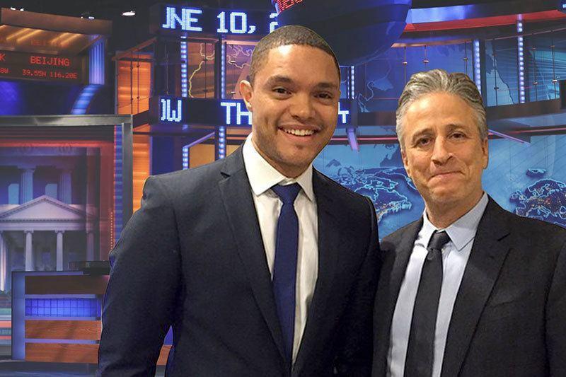 Jon Stewart Leaves Comedy Central
