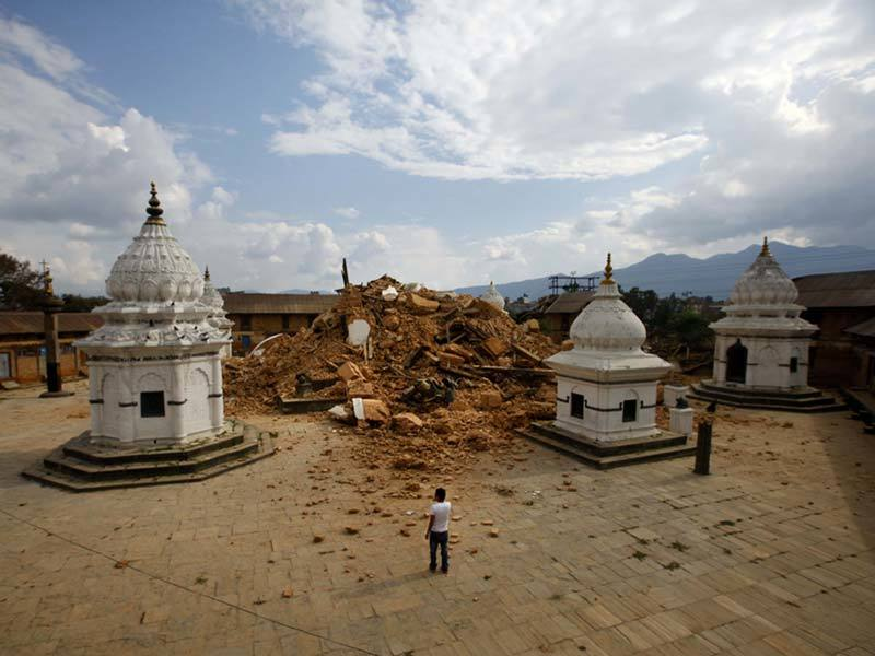 UNESCO sites destroyed by Nepal earthquake