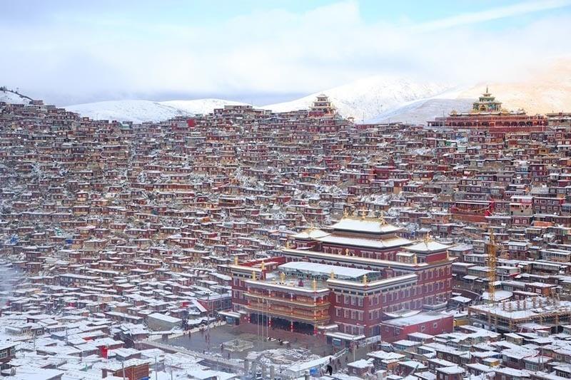 Uruma Takewaza East Tibet