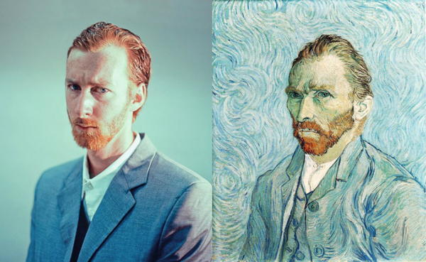 Van Gogh Legacy  Source: Huffington Post