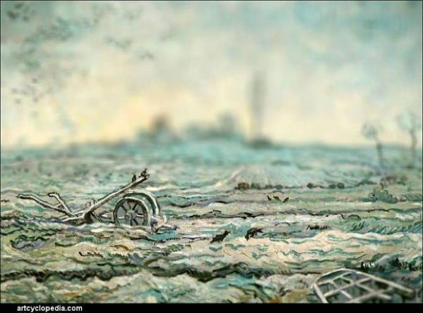 Van Gogh Tributes Plough
