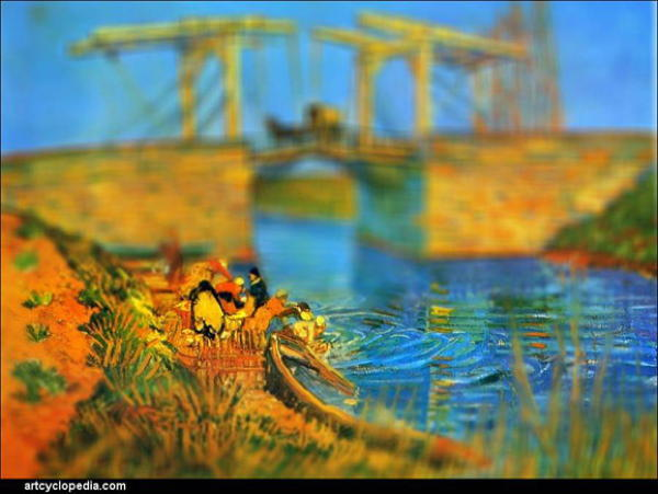 Van Gogh Tributes Waterways