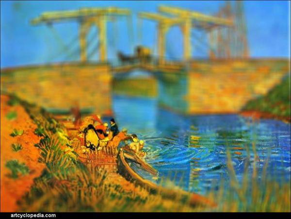 Van Gogh Tributes Waterways