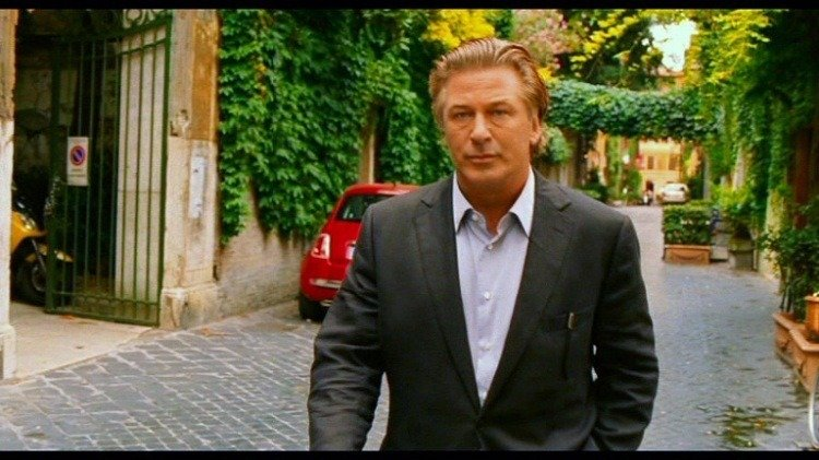 Via Margutta Alec Baldwin