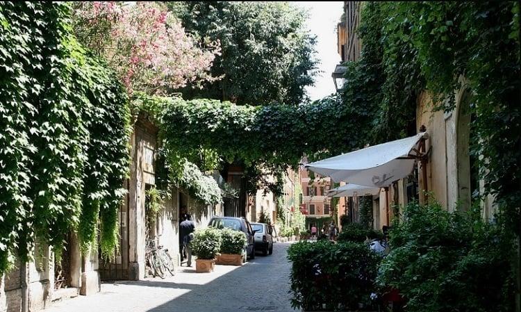 Via Margutta Archway