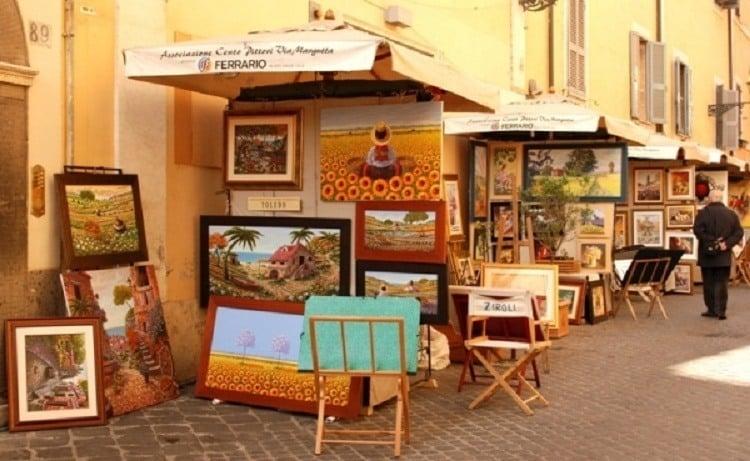 Via Margutta Exhibition