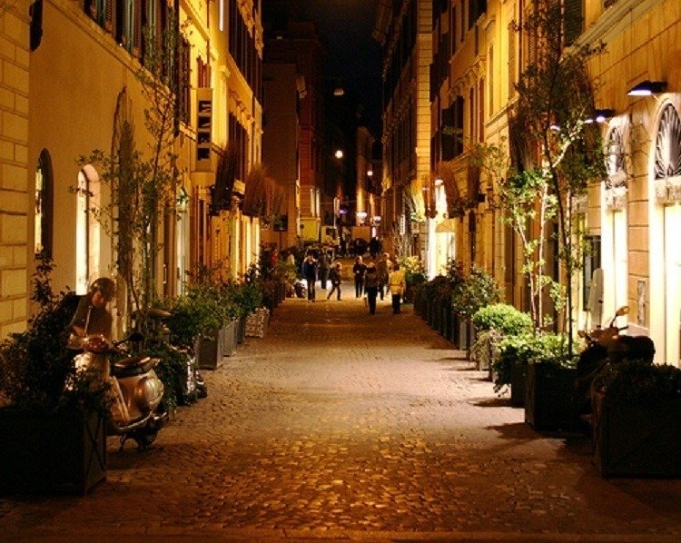 Via Margutta, The Most Romantic Street In The World