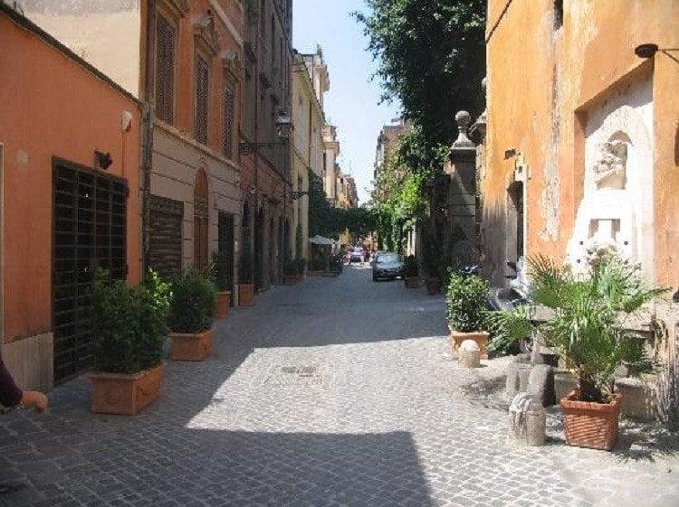 Via Margutta Street