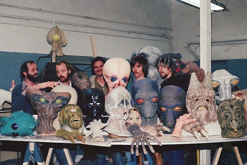 Star Wars Props and Masks