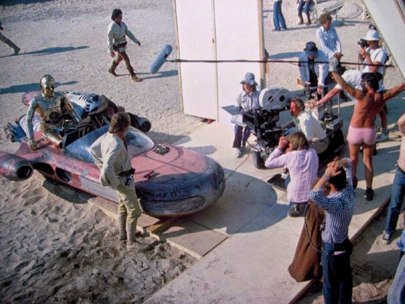 Cast and Crew of Original Star Wars Series