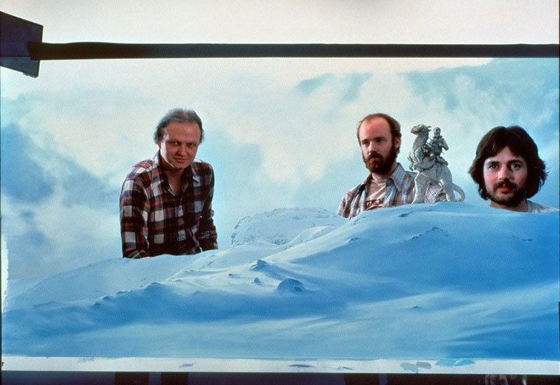 Vintage Behind-the-Scenes Look at The Empire Strikes Back