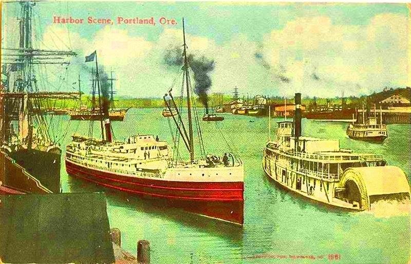 Portland In 1905