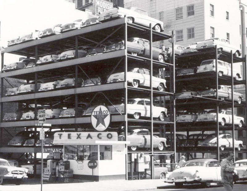 1950s Cars in Vintage Portland