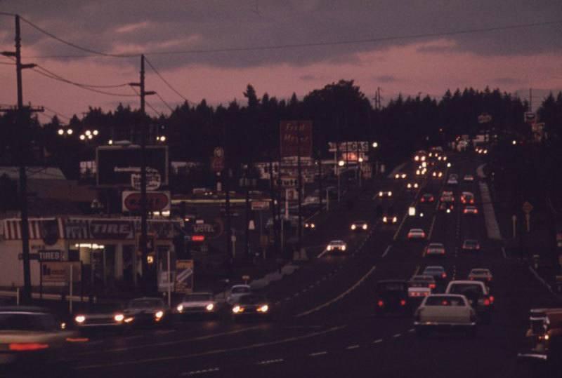 Vintage Portland in 1973