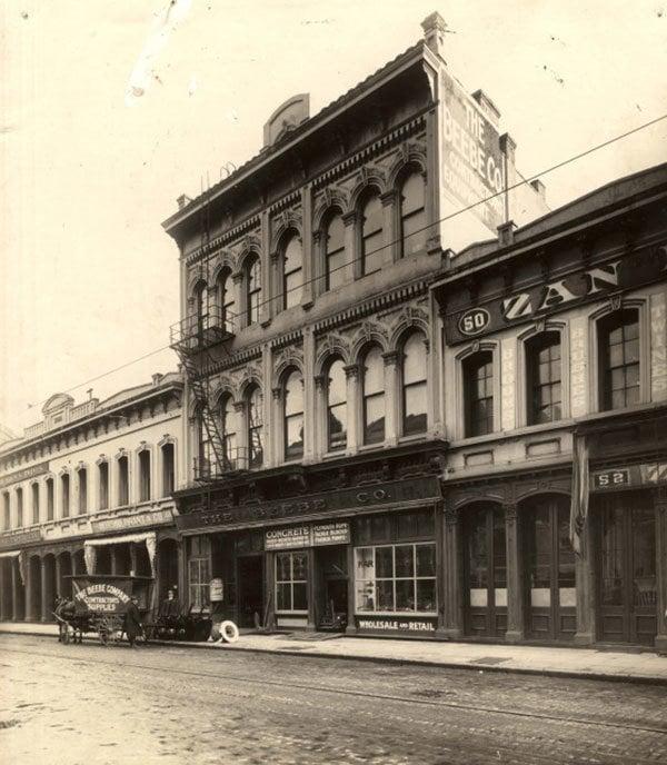 Portland Oregon in 1910