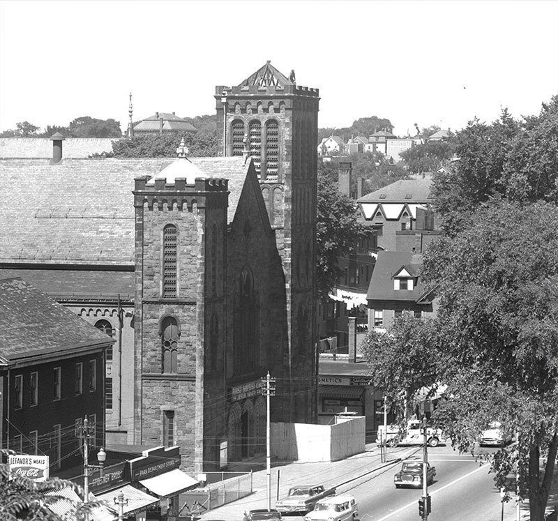 First Baptist Church in Portland