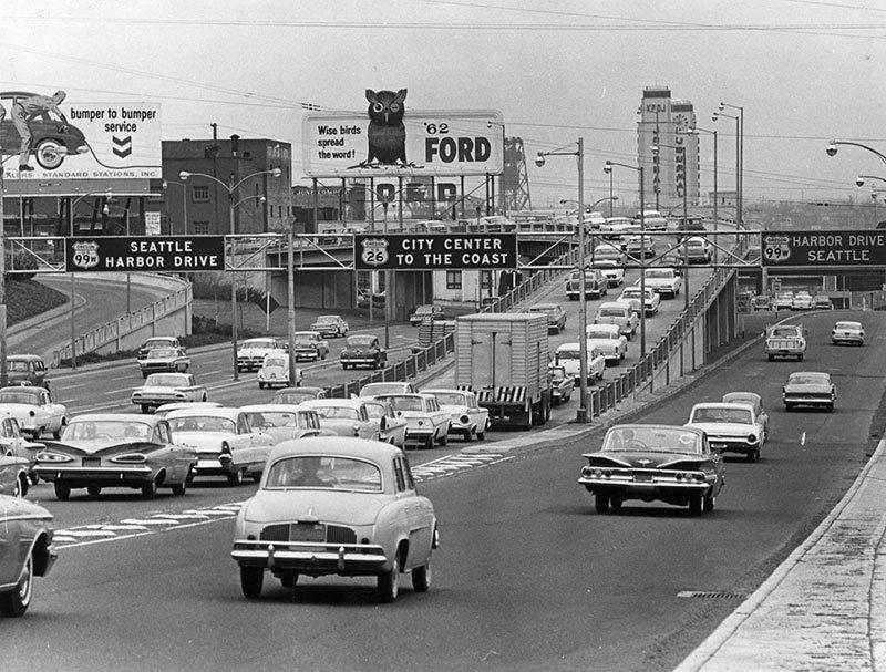 Vintage Portland 1962
